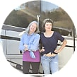 Patricia & Emily
