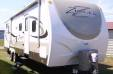 2012 Crossroads Zinger 31SB - A fantastic 2012 Crossroads Zinger travel trailer for your next road trip! Sleeps 10. 2 refrigerators, gas grill, queen sized bed, 2 slide outs.