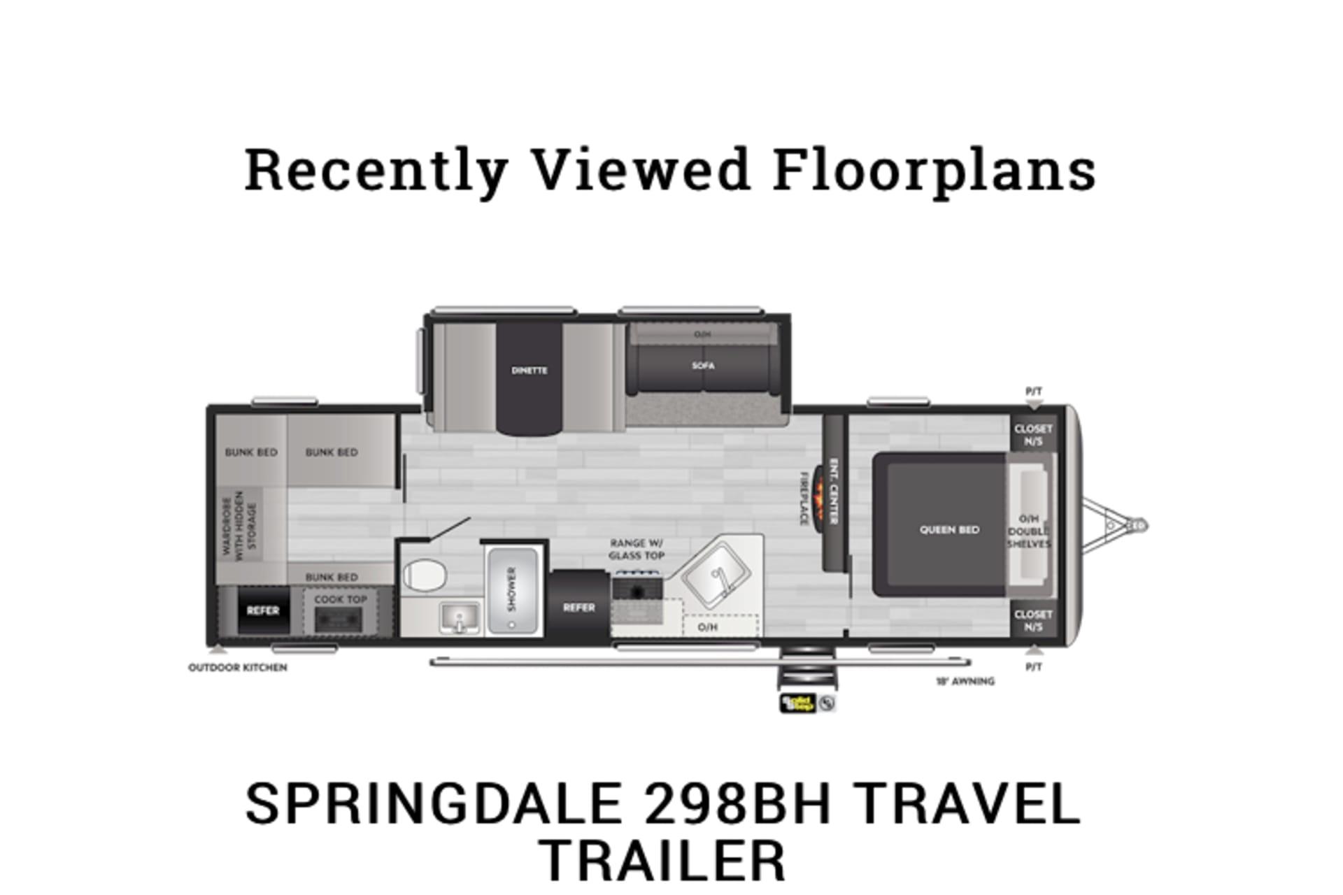 2020 Keystone RV Springdale 298BH