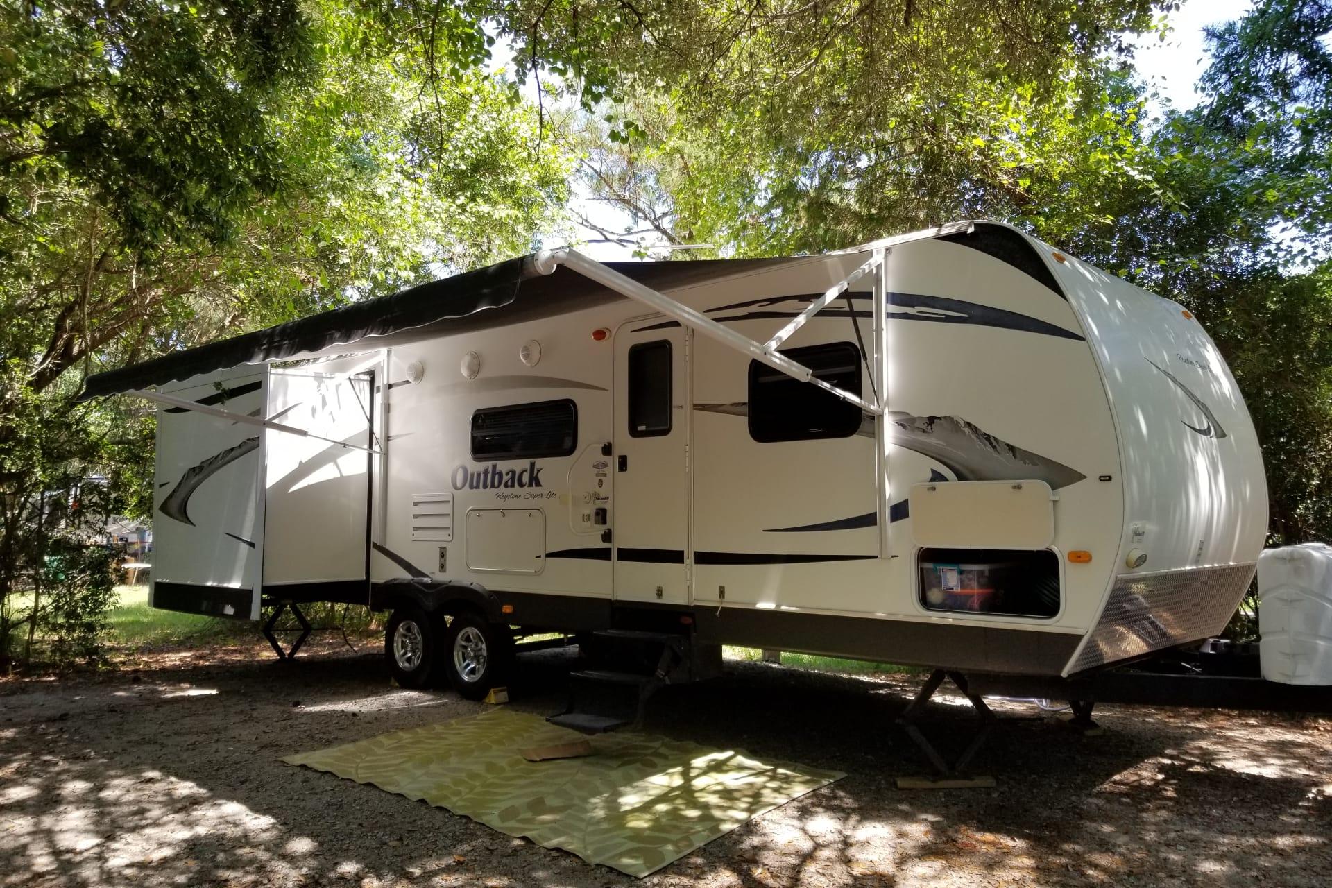 2010 Keystone RV Outback 300BH