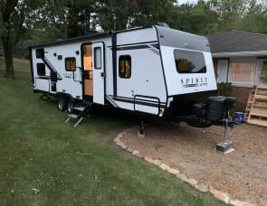 Coachmen RV Spirit XTR 2549BHX