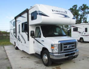 Forest River RV Forester LE 3251LE Ford
