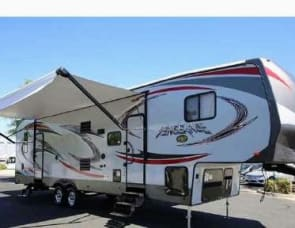 Forest River RV Vengeance Super Sport 295A18