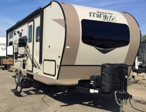 Forest River Rockwood Mini Lite 2509s