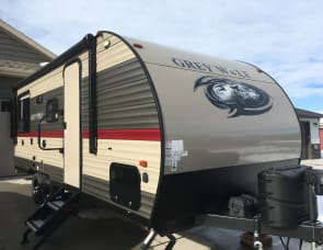 Forest River RV Cherokee Grey Wolf 19SM
