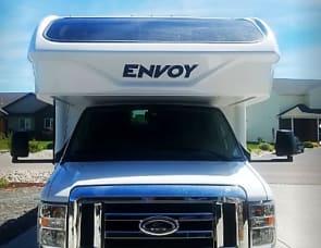 Entegra Coach Odyssey 26D