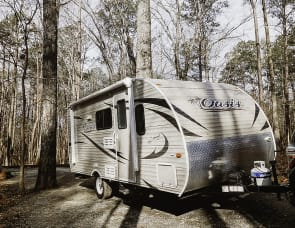 Shasta RVs Oasis 18BH