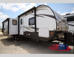 Forest River RV Wildwood 27REI
