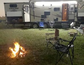 Tracer by Forest River Tracer Air 305 w/Bunkhouse