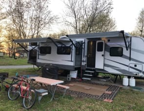 Highland Ridge RV Open Range Roamer RT328BHS