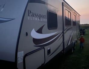 Keystone RV Passport 2920BH Grand Touring