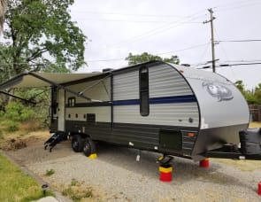 Forest River RV Cherokee Grey Wolf 23MK