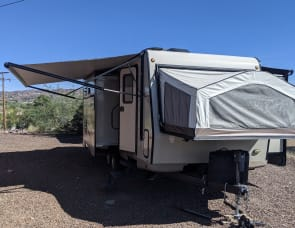 Forest River RV Rockwood Roo 23IKSS