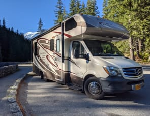 Forest River RV Forester MBS 2401R