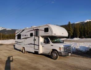 Fleetwood RV Tioga Ranger 25G