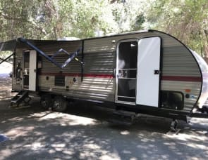 Forest River RV Cherokee Grey Wolf 26RL