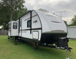 Forest River RV Vibe 33RK