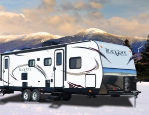 Outdoors RV Black Rock 26BHS
