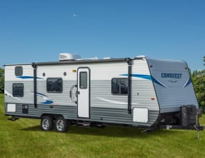 Gulfstream Conquest 275FBG Bunkhouse