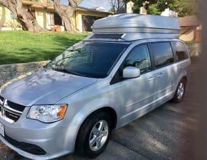 Dodge Caravan Camper
