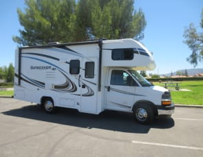 Forest River RV Sunseeker 2250LE Chevy
