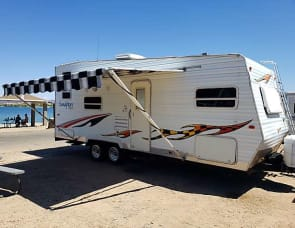 Forest River RV Sandpiper 23fbsp