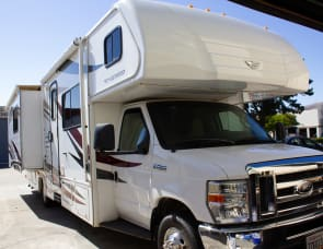 Fleetwood RV Jamboree 31N