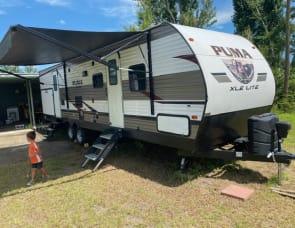 Palomino Puma XLE Lite 31BHSC