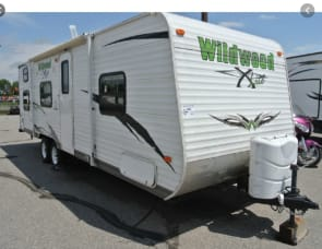 Forest River RV Wildwood X-Lite 26BHXL