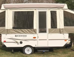 Forest River RV Flagstaff MAC LTD Series 206LTD