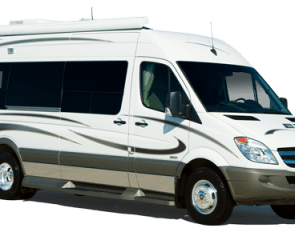 Winnebago  ERA 70X Class B Mercedes-Benz Chassis