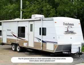 Dutchman Travel Trailer