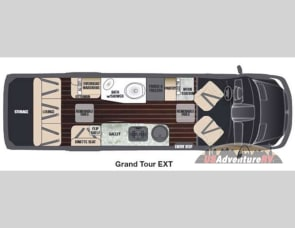 Airstream/Grand Tour/Disel /19mpg