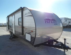Forest River RV Patriot Edition 26DBH