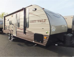 Forest River RV Cherokee Grey Wolf 23BD