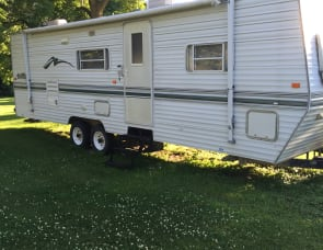 Layton travel trailer