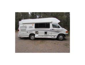 American Cruiser (Dodge Ram 3500 Van chassis)