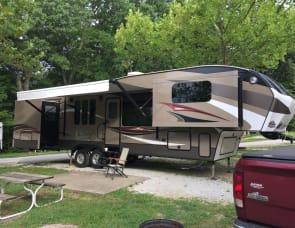 Keystone Cougar 337FLS High Country