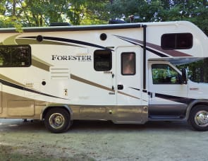 Forest River RV Forester 2291S Ford