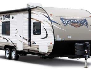 Forest River Wildwood X-Lite 241QBXL