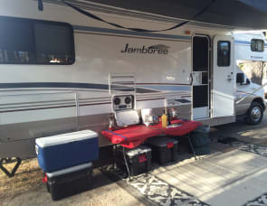 Fleetwood RV Jamboree 26J
