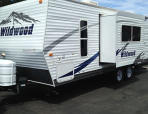 Forest River Wildwood T23FBS