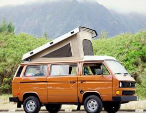 Volkswagen Vanagon Surf Camper