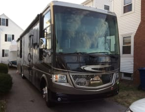 Newmar canyon star 3911 wheelchair accessible