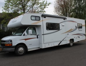 Coachmen RV Freelander 29KS Chevy 4500