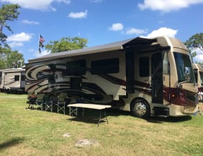 FLEETWOOD DISCOVERY 40G BUNKBEDS