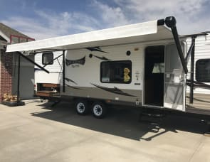 Forest River RV Wildwood 28DBUD