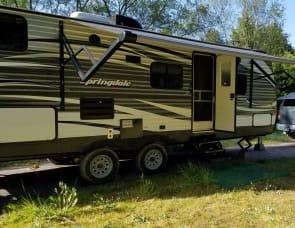 Springdale Trailer/New Glamper