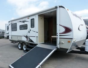 Keystone Outbsck Toy Hauler
