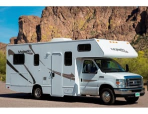 Thor Motor Coach Four Winds 24C